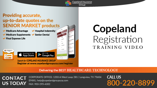 how to register and access copeland quote tool
